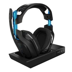 ASTRO Gaming A50 Wireless Dolby Gaming Headset Dock