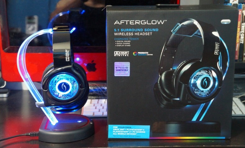 Afterglow Headset Review