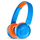 JBL JR 300BT Kids On-Ear Wireless Headphones Safe Sound...