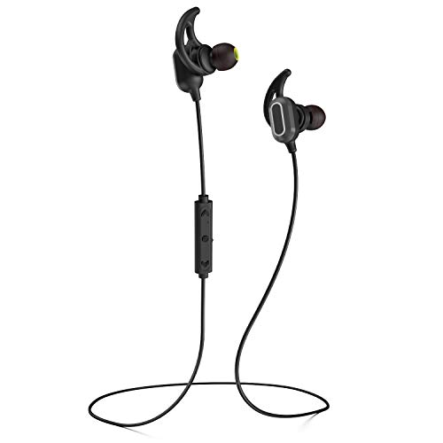 Phaiser BHS-760 Bluetooth Headphones, Magnetic Wireless...