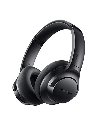 Soundcore Life 2 Active Noise Cancelling Over-Ear Wireless...