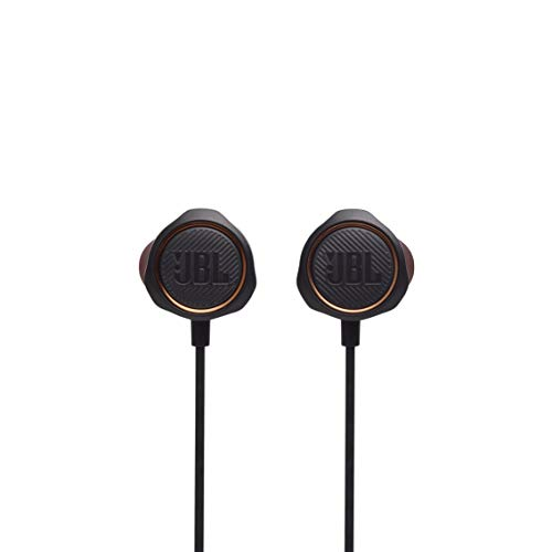 JBL Quantum 50 Wired, in-Ear Gaming Headphones with Inline...