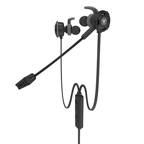 Plextone G30 Gaming Earphones with Mic PS4 Portable in Ear...
