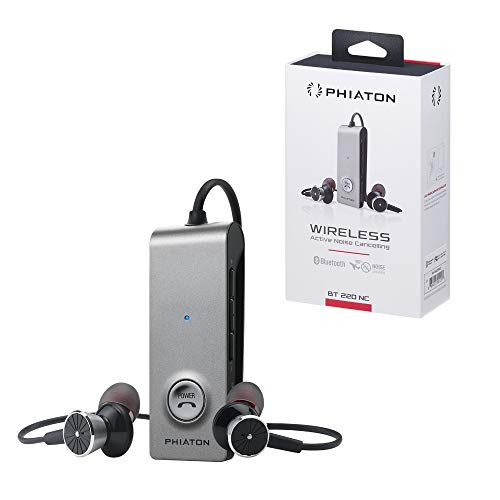 Phiaton BT 220 NC Wireless Bluetooth Headphones – Active...
