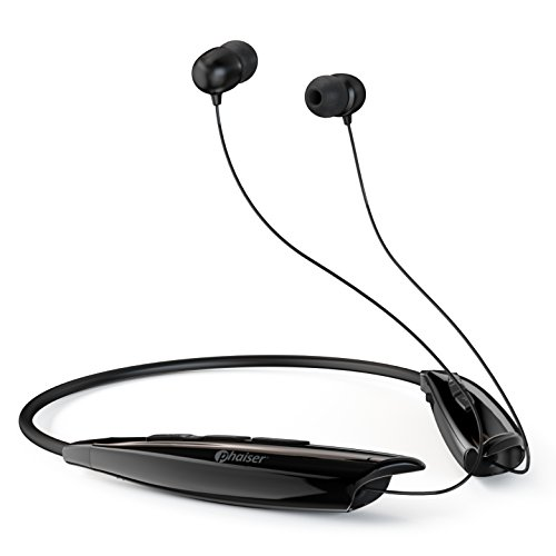 Phaiser Core Wireless Portable Cordless Stereo Headset with...
