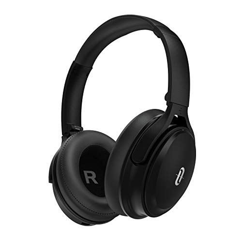 TaoTronics Active Noise Cancelling Headphones [Upgraded] 45H...