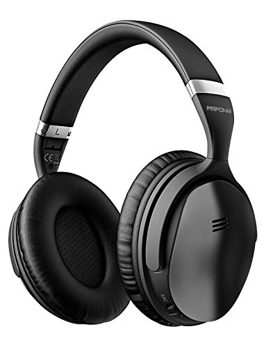 Mpow H5 Active Noise Cancelling Headphones, Superior Deep...