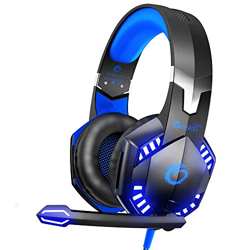 VersionTECH. G2000 Stereo Gaming Headset for Xbox One PS4...