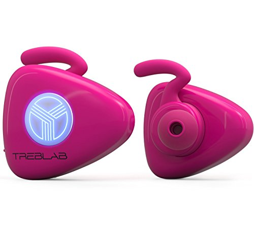 TREBLAB X11, Truly Wireless Bluetooth Earbuds, Best Sports...