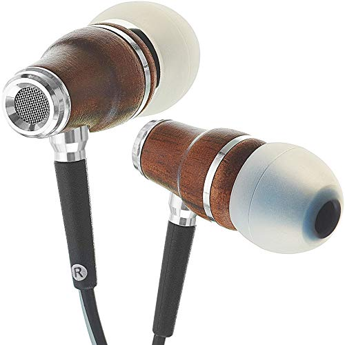 Symphonized NRG 3.0 Wood Earbuds Wired, In Ear Headphones...