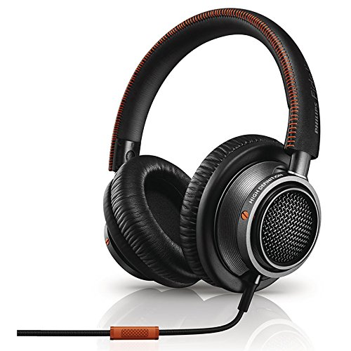 Philips L2BO/27 Fidelio High Fidelity Headphones with Mic...