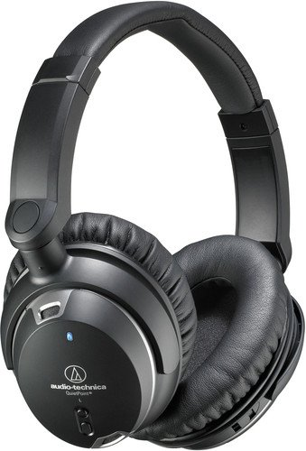 Audio-Technica ATH-ANC9 QuietPoint Active Noise-Cancelling...