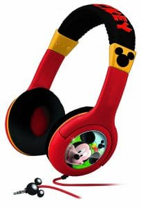 Mickey Over-the-Ear Headphones