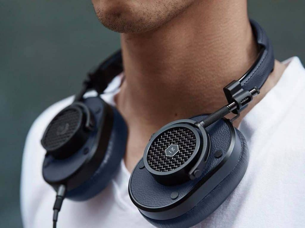 Professional headphones for audiophiles