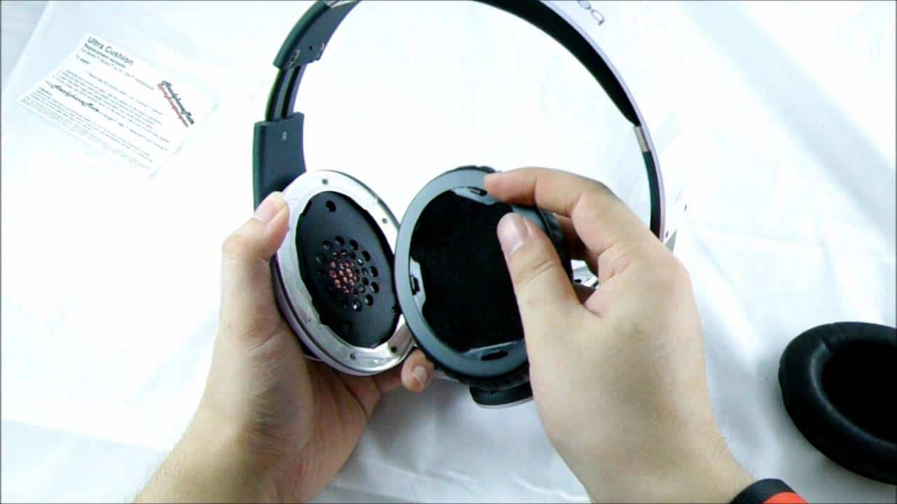 Headphone with Ear Cups that Fit You