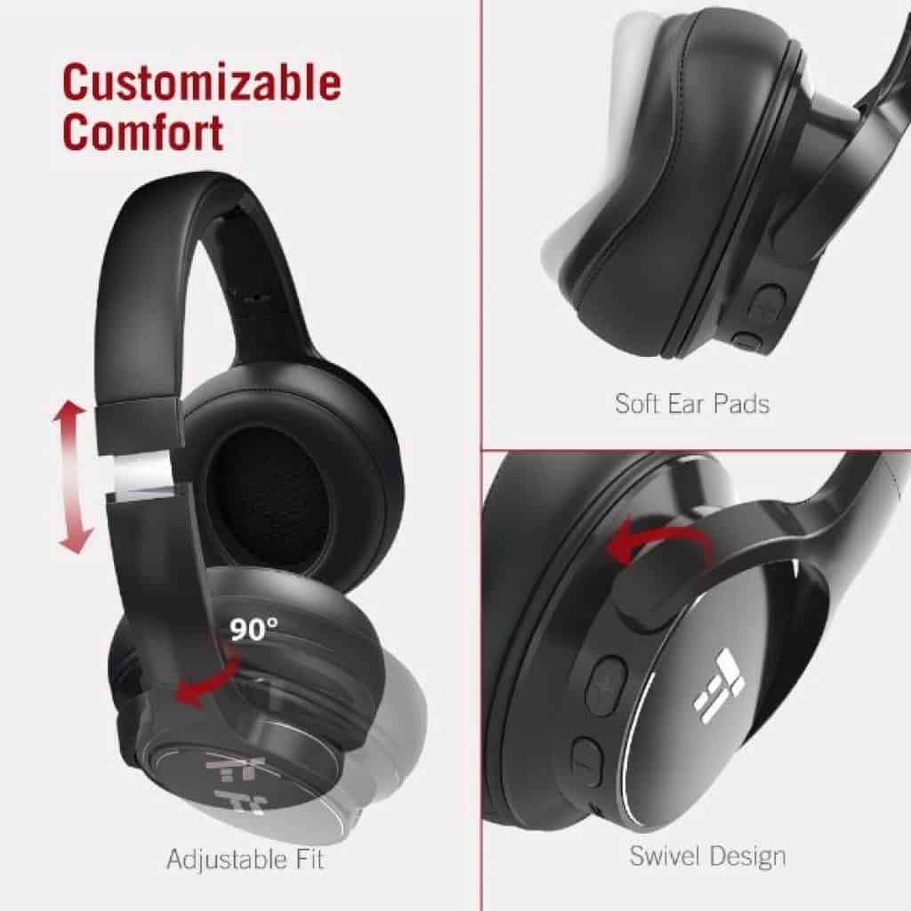 Comfortable Earpads